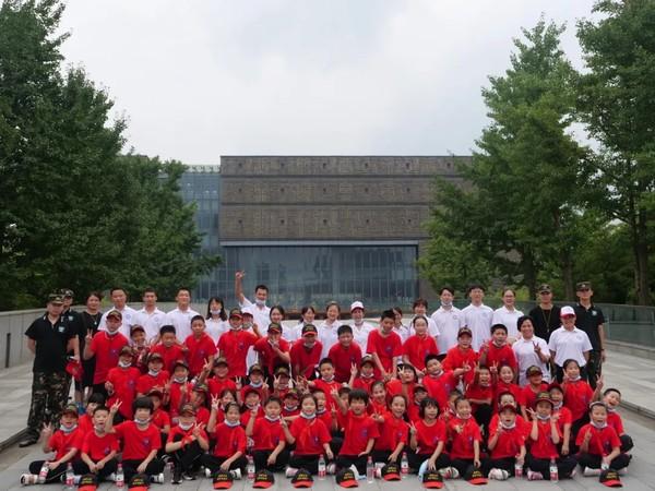 团县委 组织贫困青少年参加寿蜀城乡手拉手公益活动